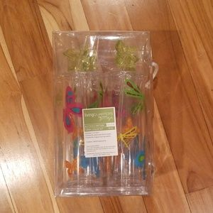 NEW Butterfly Drink Cooler Set